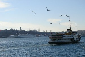 Istanbul Boat Cruise & Cable Car to Pierre Loti Hill
