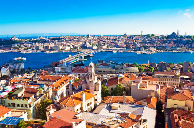 Istanbul was Constantinople, therefore, when you are visiting Istanbul you cannot escape the even more ancient city of Constantine.