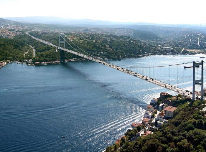 TOUR and CRUISE of ISTANBUL and THE BOSPHORUS